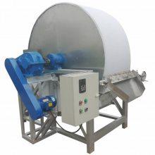 全自动红薯淀粉脱水机 不锈钢自动转盘式甩干机多少钱