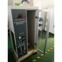 单根电线电缆垂直燃烧试验机KS-50D上海今森厂家直销