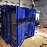 浙江立式板材存放架规格 抽拉单元设计 金属板存放架 存取方便