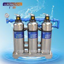 广州小区别墅中央净水软水设备 不锈钢0.5吨净水设备广旗牌