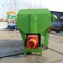 养殖场干湿饲料搅拌机 奶牛厂专用拌草机 多功能搅拌机