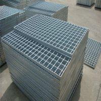 平面型钢格板 圆形钢格板 路基水沟盖板