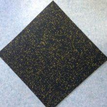 工厂直销橡胶地垫健身房力量区地垫上海 塑胶地垫 安全地胶