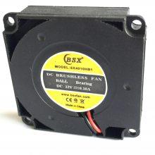 供应 4010鼓风机 24V 5V 离心风机 3D打印机散热风扇 LED灯散热