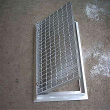 阴沟格栅板 地沟格栅板 排水网格板
