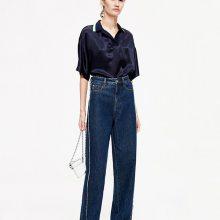 MOCO品牌女装批发各种女装裤子厂家直售时尚女装精品女装免费退换哪里便宜促销价格