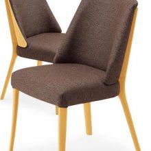供应日本进口新科布艺沙发布软包布椅子张 L-7324