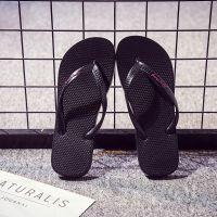 时尚休闲情侣人字拖男士凉拖鞋夏夹脚防滑海边沙滩鞋男潮一件代发