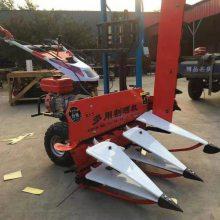 小麦水稻割晒机 农用收割机 割晒机厂家