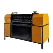 鑫鹏散热器拆分机冰箱散热器拆铜机专业快速