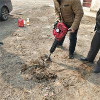 园林便携式起树断根机 微型起树机