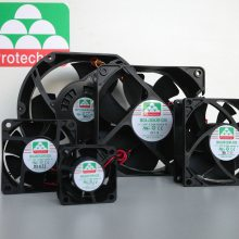 昆山 PROTECHNIC永立 24V 0.13A 8020DC散热风扇 MGA8024MB-O20