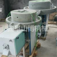 供应石盘样式磨面粉机器 电动石磨米浆机 仿古式石磨机山博