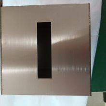 厂家承接批量不锈钢投票盒大功率激光焊接加工精密钣金8k镜面加工