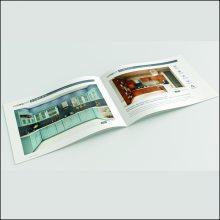 大连全屋定制图册,板式家具彩页设计,板式衣柜图册印刷