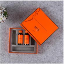 深圳定制高档耳机翻盖包装盒,封套精装礼品盒,EVA海绵内托书型盒定制设计
