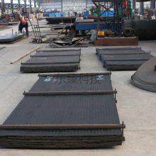 可切割国标中厚耐磨钢板 热轧耐候板 双金属堆焊碳化铬复合耐磨板