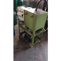 wu宏圣隆立式拉伸油过滤.离心设备,磨削油清洁回用过滤机,冷拉油去渣设备