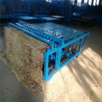 农用植被防护草苫机 宏瑞稻草帘子机 蔬菜大棚保温草帘机