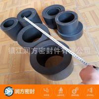 聚四氟乙烯PTFE 采用日本大金M-18F填充改性的碳纤维耐磨管 棒