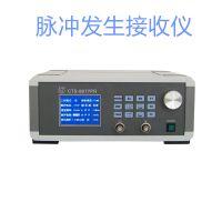 利用CTS-8077PR脉冲发生接收器-探头测试软件来测试