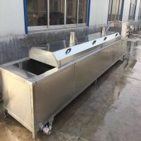 厂家热销海带漂烫线 海带蒸煮设备