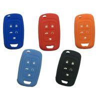 雪佛兰科迈罗硅胶钥匙包 汽车钥匙套 专用遥控包 车用钥匙批发