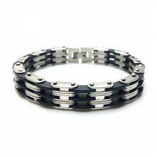 厂价批发 新品上市 供应手链 钛钢饰品批发 男士钛钢手链GS628