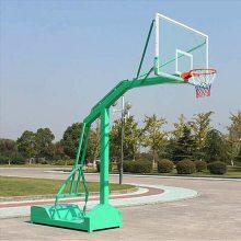 河南郑州户外移动篮球架 标准成人篮球框室外架厂家
