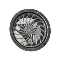 油烟净化一体机高速油烟分离器厨房叶轮风机油烟净化器铝材质甩油盘