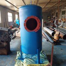 干燥机气水分离器dn200旋风式水汽分离器厂家