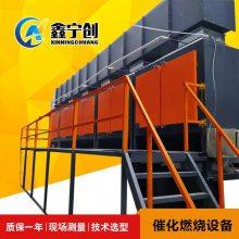 供应宁创工业光氧催化废气处理设备 uv光氧等离子一体机 等离子油烟净化器