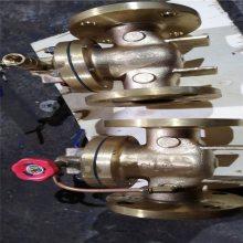 广安浮球阀100X-10C DN125供应国标法兰铸钢遥控浮球阀 水力控制阀 膜片式遥控浮球阀