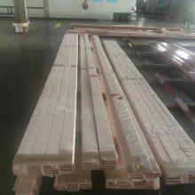 厂家生产紫铜排 T1电极铜排 配电铜母排 焊接红铜排