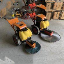 混凝土空心桩去除机 电线杆切桩机 电动抱箍割桩机 手推升降式锯桩机 路面桩头切平机现供