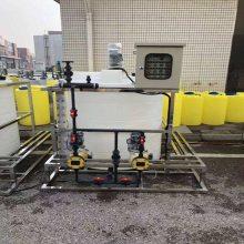 厂家长期供应2立方云南水处理计量搅拌加药桶