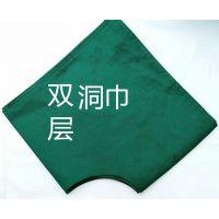 手术包布铺巾纯棉洞巾墨绿色消毒室床单方巾创巾大中单护士服