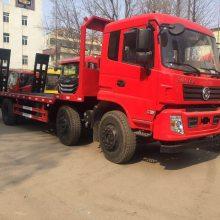 卡特320挖机拖板车挖机小拖车小挖掘机拖板车