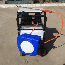 志成现货电动消杀喷雾器 多功能电动喷雾机 防疫灭菌手推式喷雾器