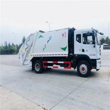 购买压缩垃圾车需要注意什么 8吨压缩垃圾车勾臂垃圾车