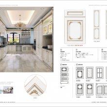 河南高端膜压橱柜衣柜门板图册吸塑橱衣柜定制家居画册设计印刷