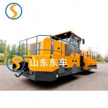 河南供应1000T工务机械段牵引车分析公铁车带内燃机转向系统