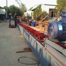 供应通用型全自动多功能煤炭刮板输送机_码头用优质带式刮板输送机