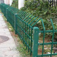 围墙栅栏价格 锌钢围墙栅栏 工地定制隔离栏