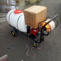 科圣 果园苗圃推车喷雾机 农田框架式拉管喷药机