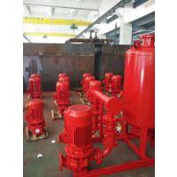 上饶市 高中学校 消防泵价格125GDL100-20*5高扬程多级管道泵 3C认证消火栓泵