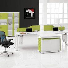 北京华泰家具厂家供应环保OF系列钢木办公桌员工位