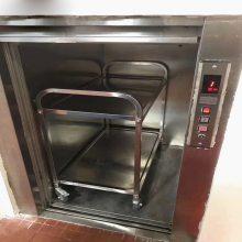 厨房提升机 推车传菜机 曳引式传菜电梯 自助循环传菜机