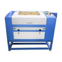 4060激光雕刻机拼图木板陶瓷工艺礼品鑫翔木刻照片画激光雕刻机
