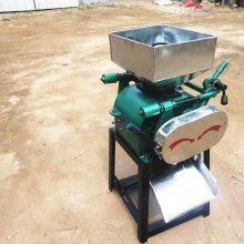 大豆挤扁机规格/燕麦压片机/多功能玉米压片机